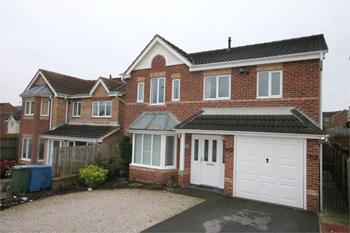 Arches Road, MANSFIELD, Nottinghamshire: £215,000