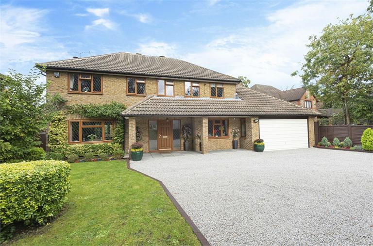 CAMBERLEY, £950,000