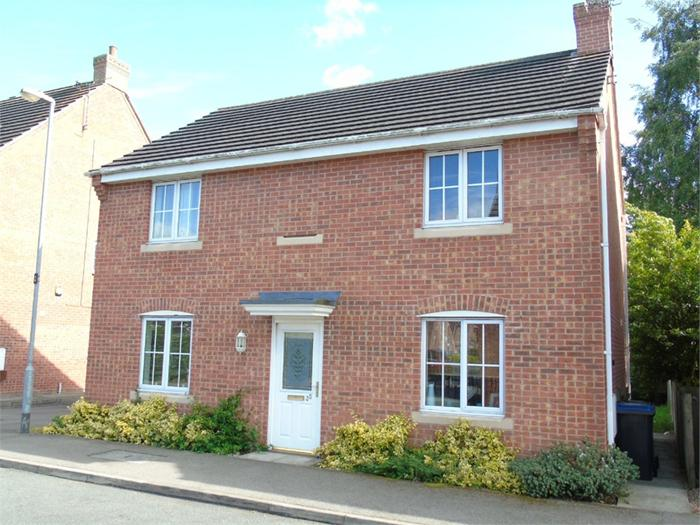 Russett Close,  Barwell,  Leicestershire  LE9