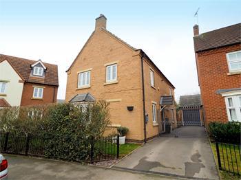 Hornbeam Way, Kirkby-in-Ashfield, NOTTINGHAMSHIRE: £230,000