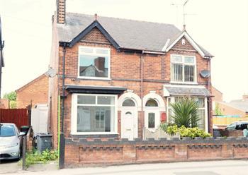 Priestsic Road, SUTTON-IN-ASHFIELD, Nottinghamshire: £100,000
