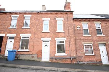 Linden Street, MANSFIELD, Nottinghamshire: £74,950
