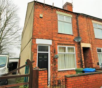 Shaw Street, MANSFIELD, Nottinghamshire: £79,000