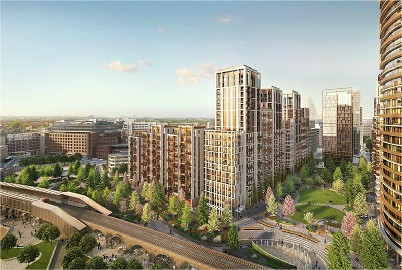 1 bedroom(s) apartment to sale in Lincoln Building, White City Living, London-image 1