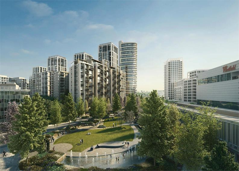 1 bedroom(s) apartment to sale in Lincoln Building, White City Living, London-image 2