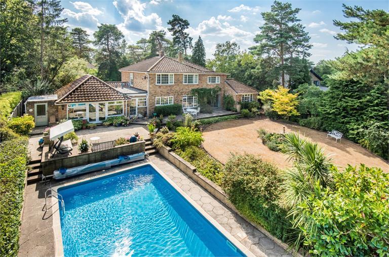 CAMBERLEY, £1,250,000