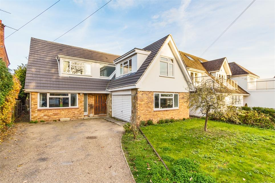 Substantial four double bedroom detached family house situated on prestigious road and walking distance to Train Station (Waterloo Line)