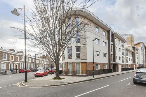 Island Apartments,  29 Basire Road,  London,  N1 8PN