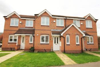 St James Gardens, Mansfield Woodhouse, MANSFIELD, Nottinghamshire: £129,950