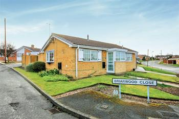 Briarwood Close, Forest Town, MANSFIELD, Nottinghamshire: £140,000