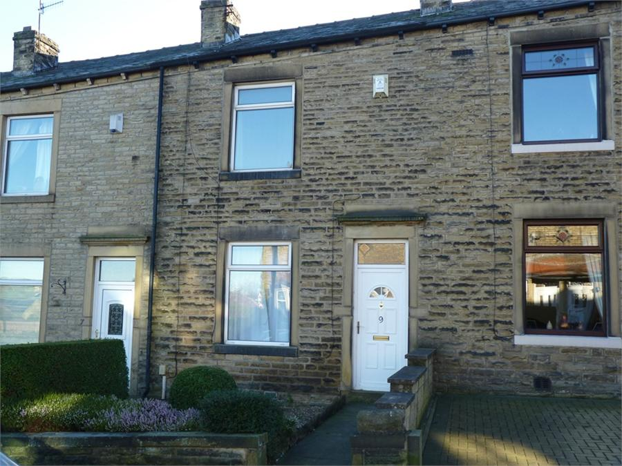 Fourlands Road, Idle, West Yorkshire