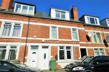 Chaucer Street, MANSFIELD, Nottinghamshire: £129,950