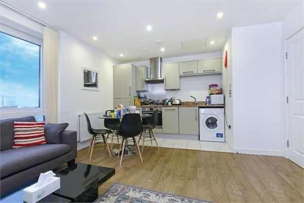 Limeview Apartments, 2 John Nash Mews, London, E14 7GQ