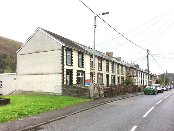 Wyndham Street, Ogmore Vale, Bridgend, Mid Glamorgan