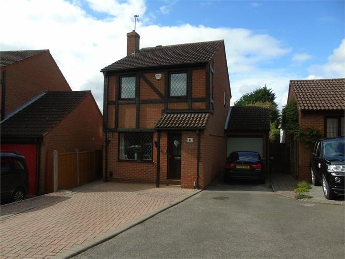 Brixham Close,  Horestone Grange,  Nuneaton,  CV11
