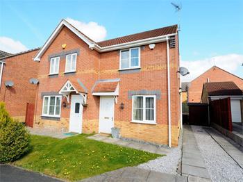 Acorn View, Kirkby-in-Ashfield, NOTTINGHAMSHIRE: £90,000