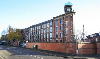 Victoria Mill, Town End Road, Draycott, Derby