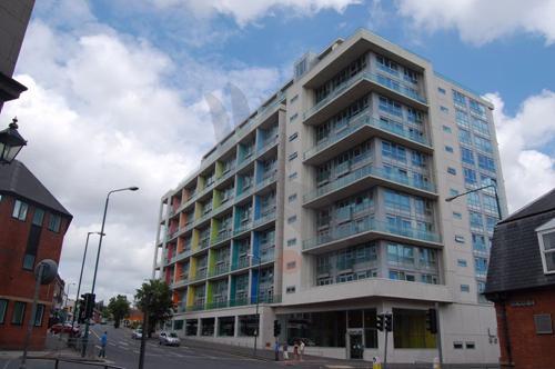 The Litmus Building,  195 Huntingdon Street,  Nottingham,  NG1 3NZ