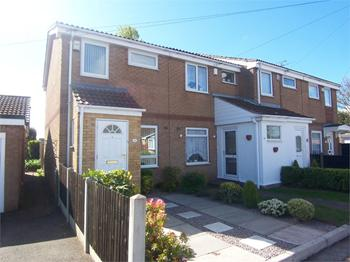 Beechwood Close, Forest Town, MANSFIELD, Nottinghamshire: £107,500