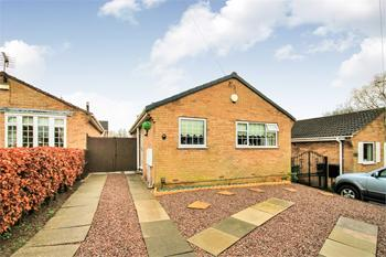 Farrendale Close, Forest Town, MANSFIELD, Nottinghamshire: £140,000