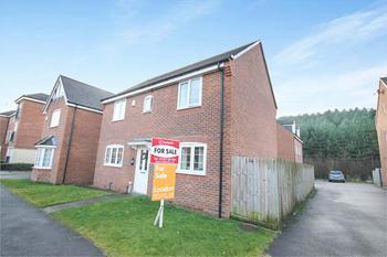 St Stephens Road, Ollerton, NEWARK, Nottinghamshire: £144,995
