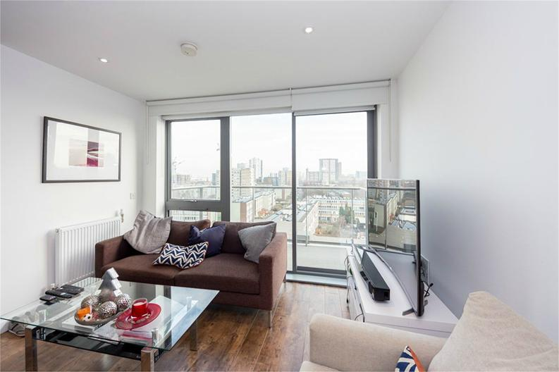 Studio apartment to sale in Mellor House, 57 Upper North Street, London-image 5