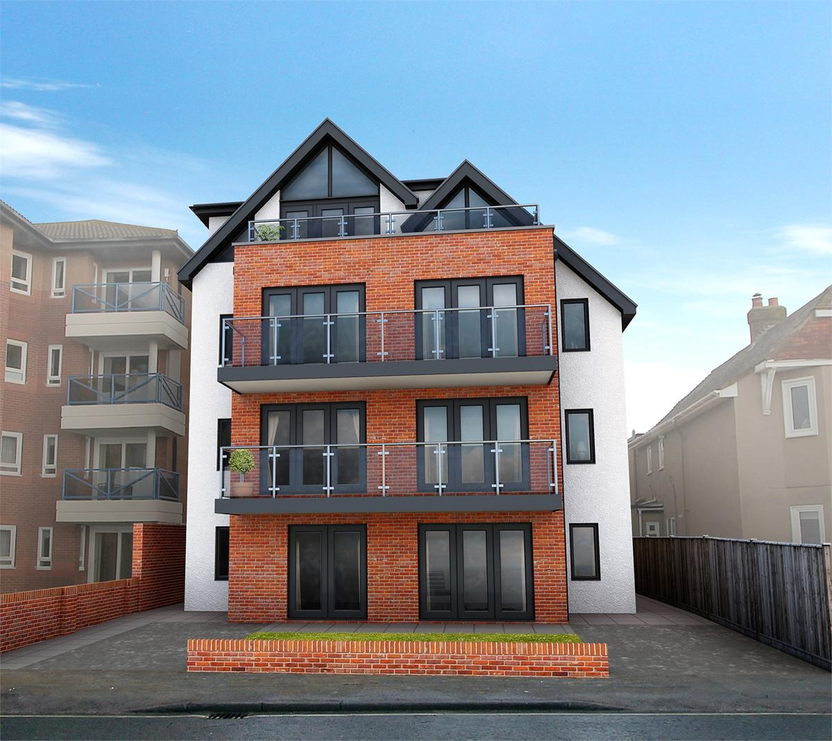 Plot 6   Penthouse, Lee on the Solent, PO13 9BW