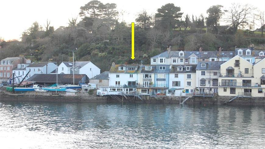 The Captains Cabin, 14 Passage Street, FOWEY, Cornwall