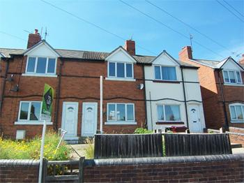 French Terrace, Langwith, MANSFIELD, Derbyshire: £64,950