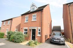 Phoenix Rise, Pleasley, MANSFIELD, Derbyshire: £160,000