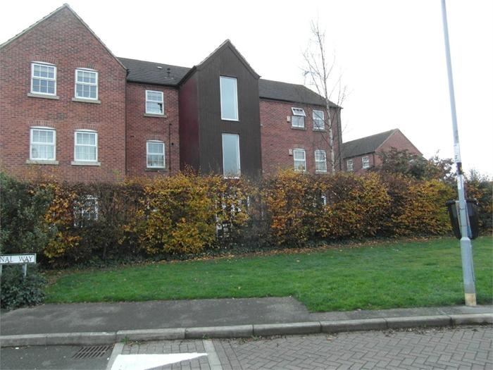 Herons Court,  Whitworth Avenue,  HINCKLEY,  LE10