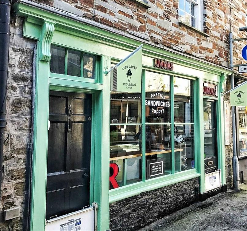 Webb Street, FOWEY, Cornwall