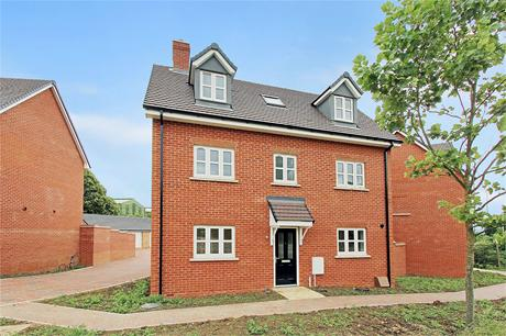 Chiswell Place, New Cardington, Bedfordshire Image
