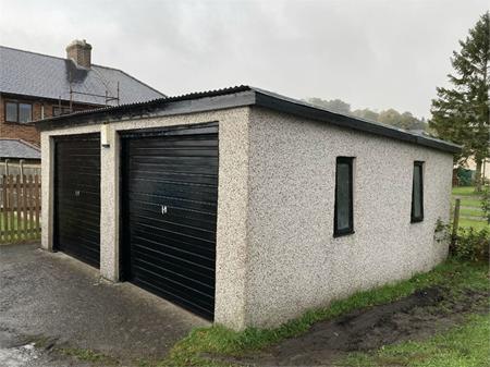 Garage at Maes y Bronydd, Y Bala