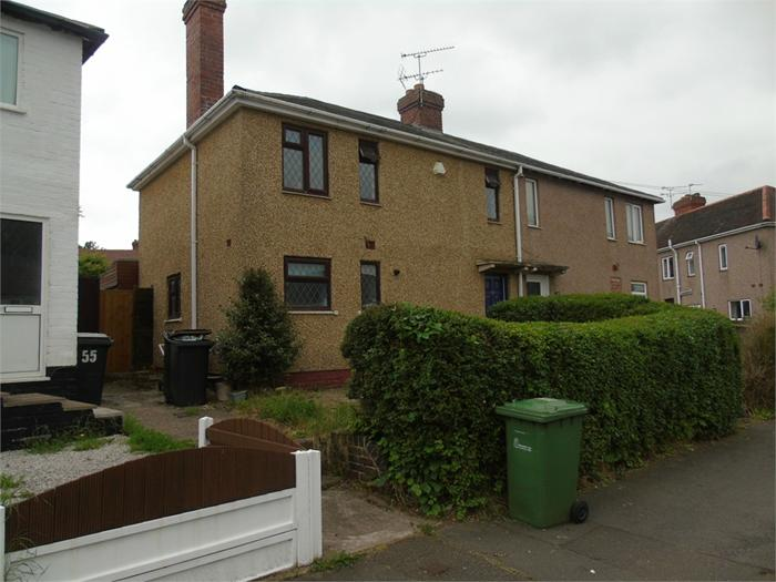 The Crescent,  Keresley End,  Coventry,  CV7