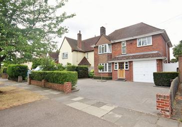 Queens Road, Lexden, Colchester, Essex