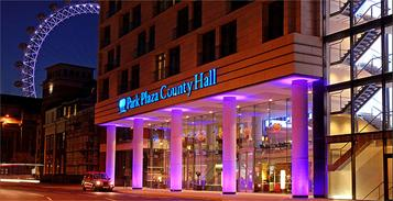 Park Plaza County Hall Hotel